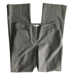 New York & Co. checkered stretch work/dress pants
